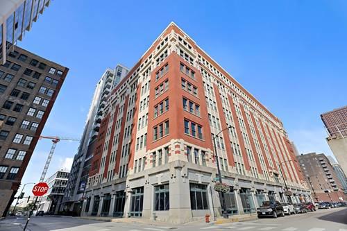 732 S Financial Unit 415, Chicago, IL 60605