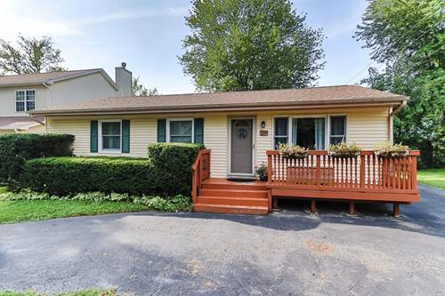 104 Woody, Lake In The Hills, IL 60156