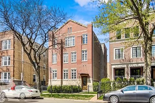 1544 W Addison Unit 3, Chicago, IL 60613