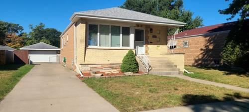 10436 S Keeler, Oak Lawn, IL 60453