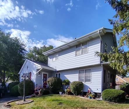 9604 Mcvicker, Oak Lawn, IL 60453
