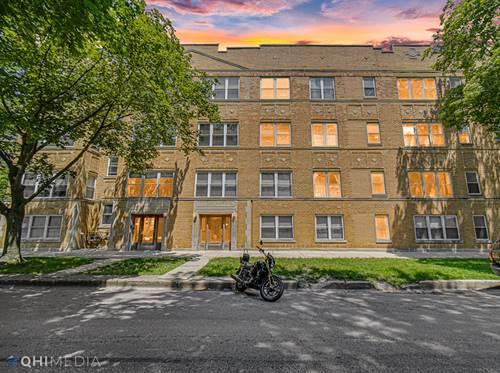 3806 W Belle Plaine Unit 3, Chicago, IL 60618