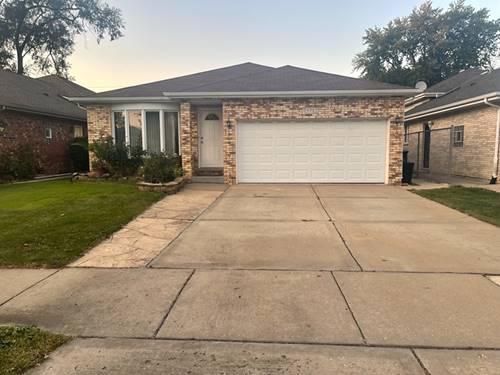 5712 W 90th, Oak Lawn, IL 60469