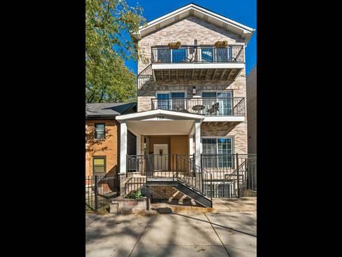 723 N Elizabeth Unit 1, Chicago, IL 60642