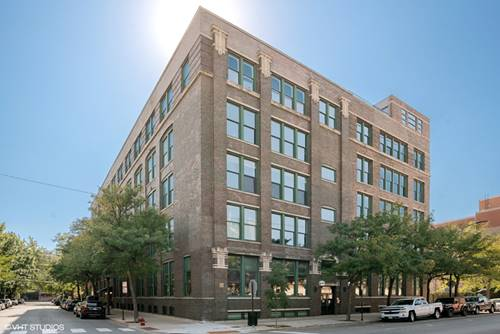 1327 W Washington Unit 4B, Chicago, IL 60607