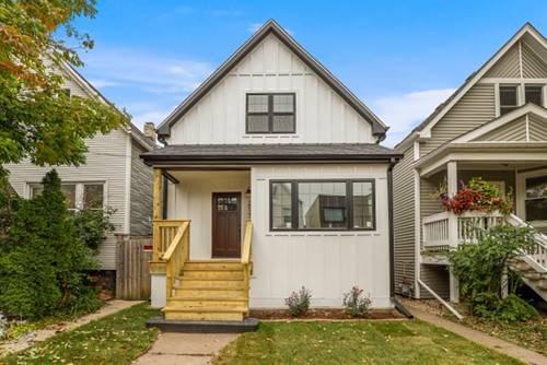 2937 N Wisner, Chicago, IL 60618