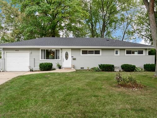 455 Mohave, Hoffman Estates, IL 60169