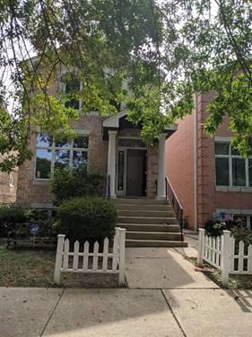 4819 W Gunnison, Chicago, IL 60630