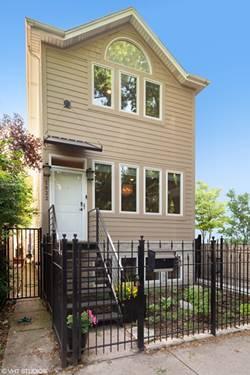 1822 N Wilmot, Chicago, IL 60647