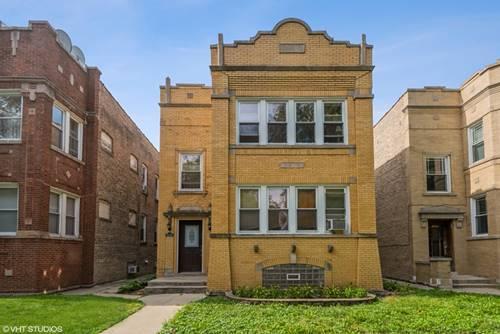 6240 N Artesian, Chicago, IL 60659