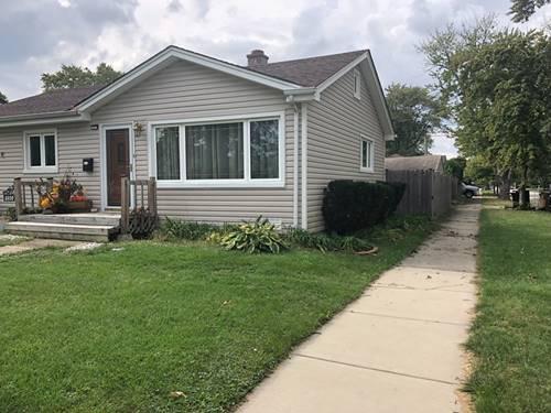 8800 51st, Oak Lawn, IL 60453
