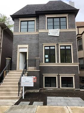 3926 N Bell, Chicago, IL 60618