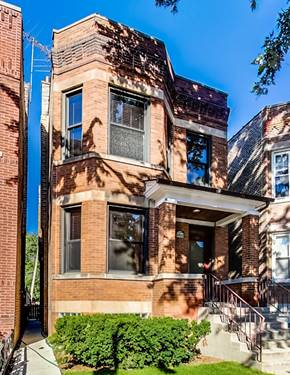 3616 N Albany, Chicago, IL 60618