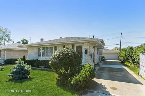 9340 Central, Oak Lawn, IL 60453