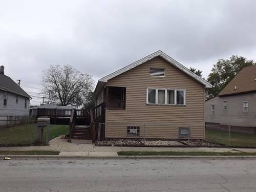 417 Price, Calumet City, IL 60409