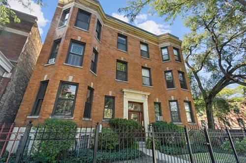 3762 N Lakewood Unit 3S, Chicago, IL 60613