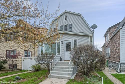 5025 W Winona, Chicago, IL 60630