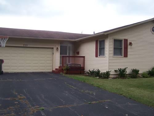 229 N School, Cary, IL 60013