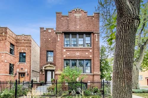 3656 N Claremont, Chicago, IL 60618