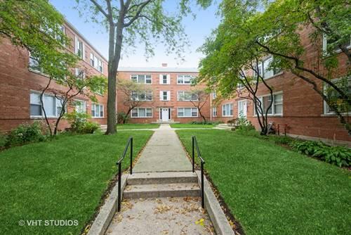 608 Oakton Unit 1, Evanston, IL 60202