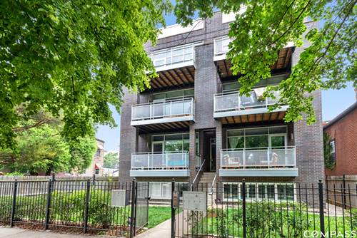 1509 N Campbell Unit 3N, Chicago, IL 60638