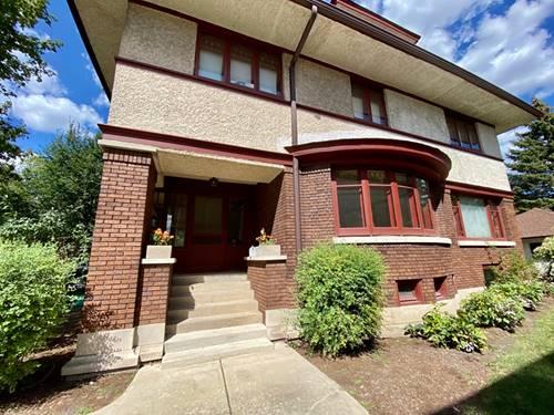 544 N Kenilworth, Oak Park, IL 60302