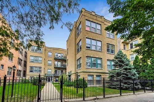4943 N St Louis Unit 1S, Chicago, IL 60625