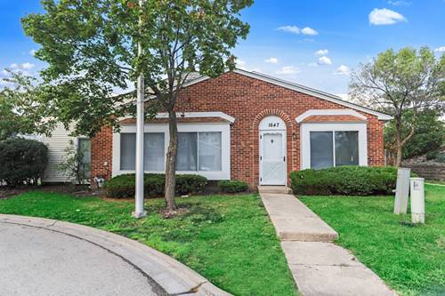 1647 Islandview, Hoffman Estates, IL 60169
