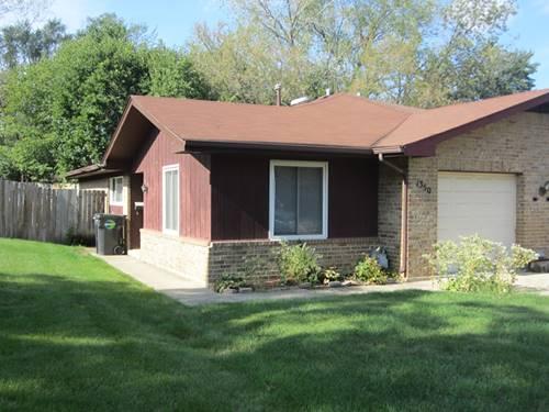 1350 Beverly, Streamwood, IL 60107