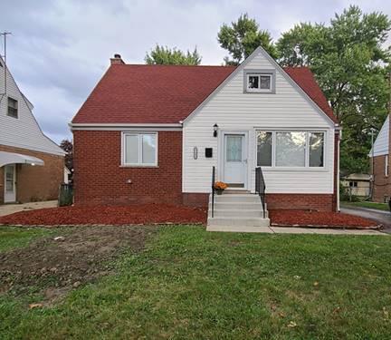 17537 Greenbay, Lansing, IL 60438