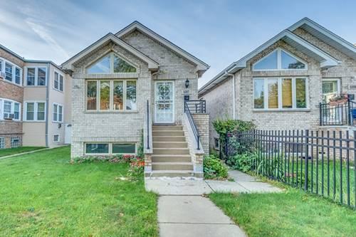 5207 W Winona, Chicago, IL 60630