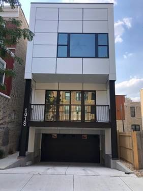 1018 N Rockwell, Chicago, IL 60622