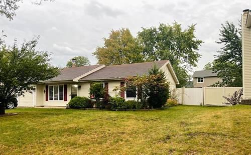 671 Rockhurst, Bolingbrook, IL 60440