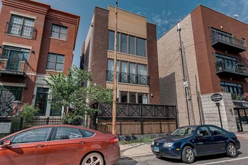 1614 W Augusta Unit 1S, Chicago, IL 60622