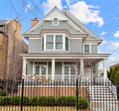 3542 N Greenview, Chicago, IL 60657