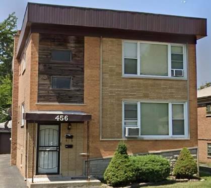 456 Oglesby, Calumet City, IL 60409