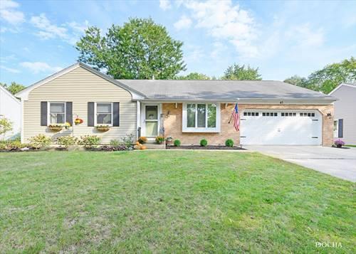 47 Sherwick, Oswego, IL 60543