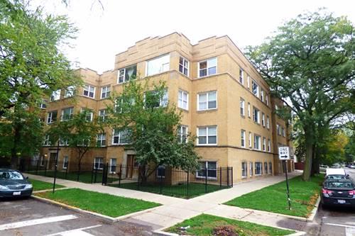 4901 N Avers Unit G, Chicago, IL 60625