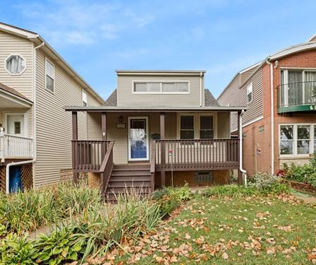 6320 W Giddings, Chicago, IL 60630