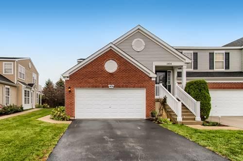 1406 Westhampton, Plainfield, IL 60586
