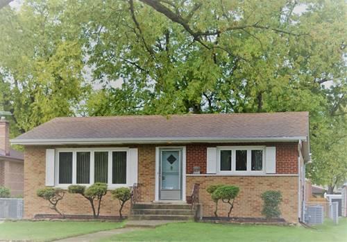 10008 S 52nd, Oak Lawn, IL 60453