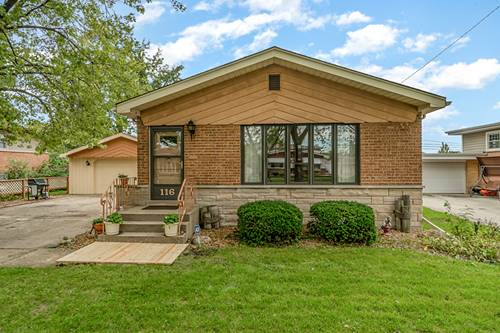 116 Kingston, Chicago Heights, IL 60411