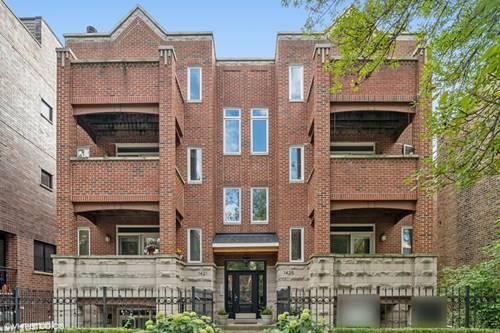 1425 W Byron Unit 4W, Chicago, IL 60613