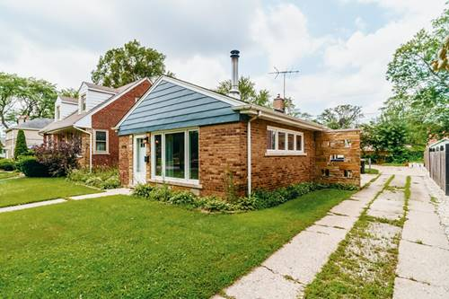 1716 S Vine, Park Ridge, IL 60068
