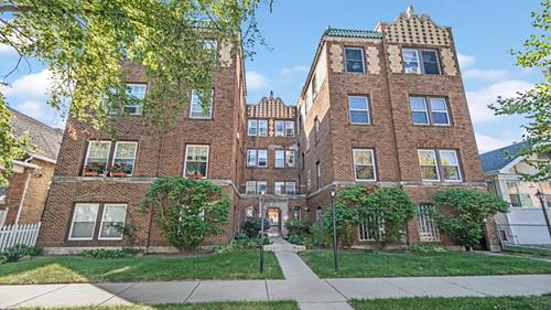 7312 N Hamilton Unit 204, Chicago, IL 60645