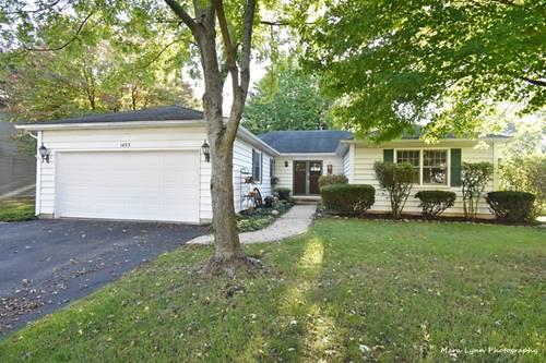 1493 Applegate, Naperville, IL 60565