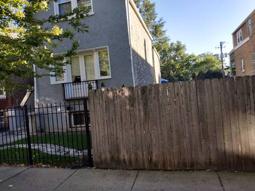 2418 N Linden, Chicago, IL 60647
