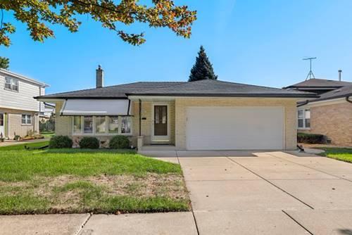 10421 S Knox, Oak Lawn, IL 60453