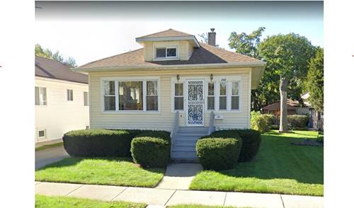 342 22nd, Bellwood, IL 60104