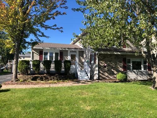 20552 S Driftwood, Frankfort, IL 60423